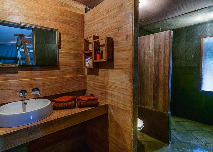 Sang Giri Tented Mountain Resort - Bali