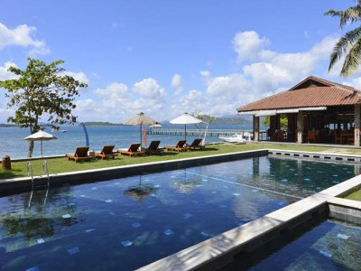 Cocotinos sekotong resort lombok original asia - Lombok dive resort ...