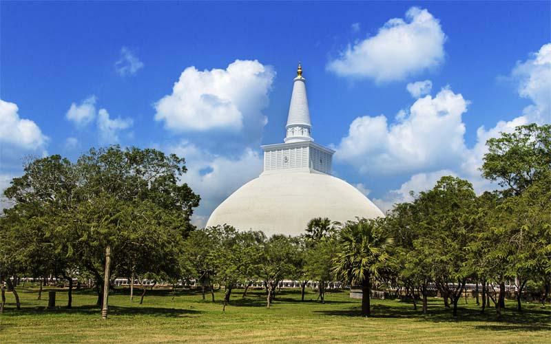 Anuradhapura Sri Lanka  city photos gallery : Anuradhapura Culturele Driehoek Sri Lanka Original Asia