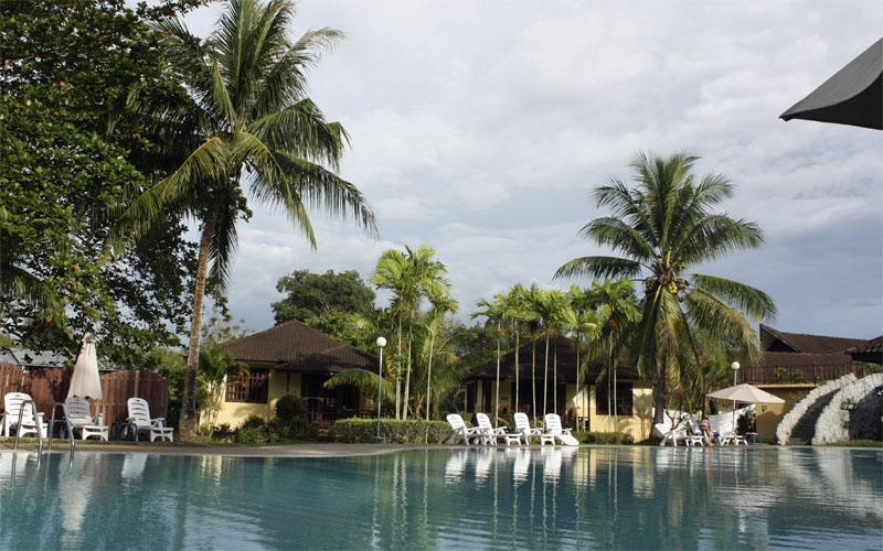 Beringgis Beach Resort Kota Kinabalu Sabah