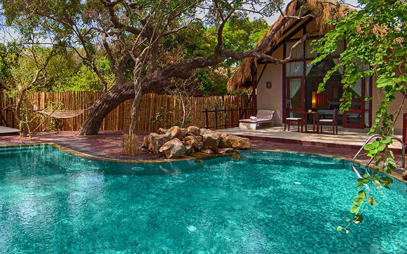 Jungle Beach Resort Trincomalee Sri Lanka Original Asia