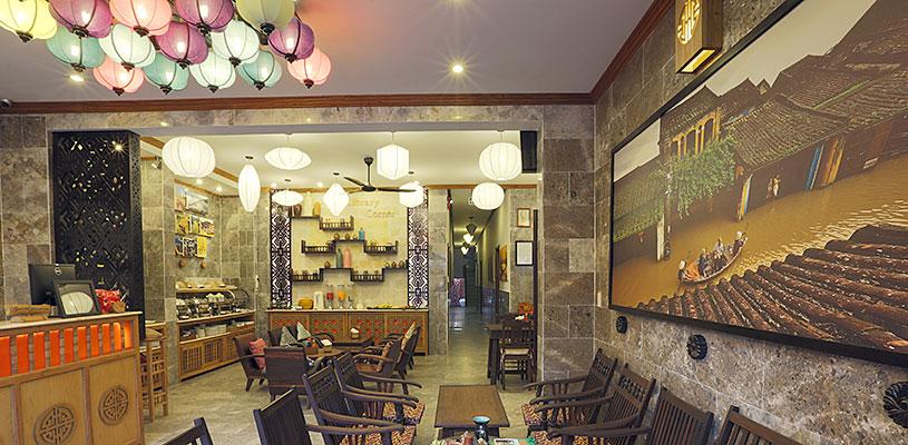 Vinh hung library hotel original asia for Hotel original